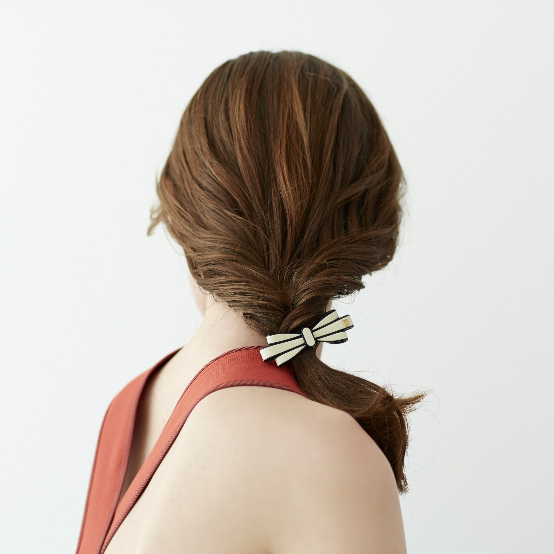 BARRETTE (6cm) / TENUE DE SOIREE 詳細画像 ベージュ(X) 3